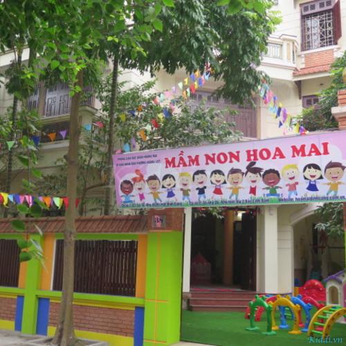 Mầm Non Hoa Mai - Linh Đàm