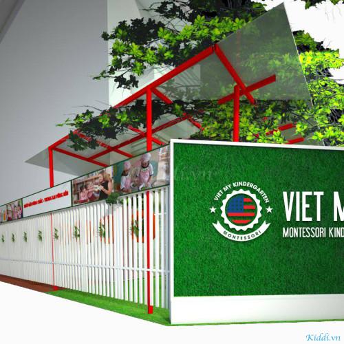 Trường Mầm Non Song Ngữ Việt Mỹ Montessori - Xuân Thủy - Hàm Nghi