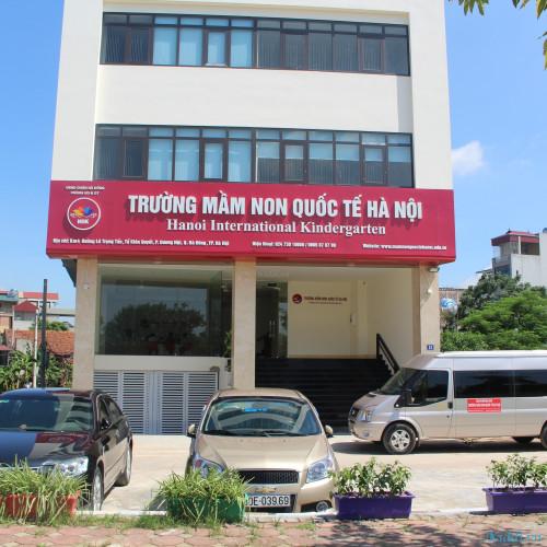 Trường Mầm non Quốc Tế Hà Nội - Lê Trọng Tấn