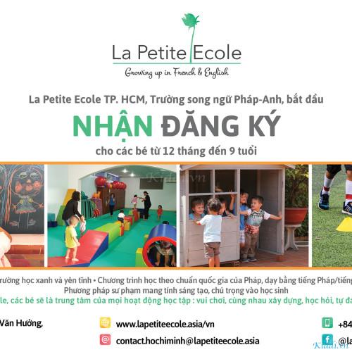 Trường Mầm non Quốc tế La Petite Ecole - Nguyễn Văn Hưởng