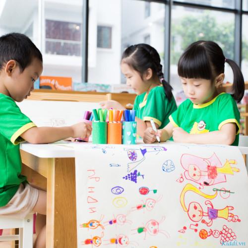 Trường mầm non quốc tế Sunrise Kidz - Phùng Chí Kiên