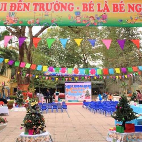 Trường Mầm non Nguyễn Công Trứ - Nguyễn Công Trứ