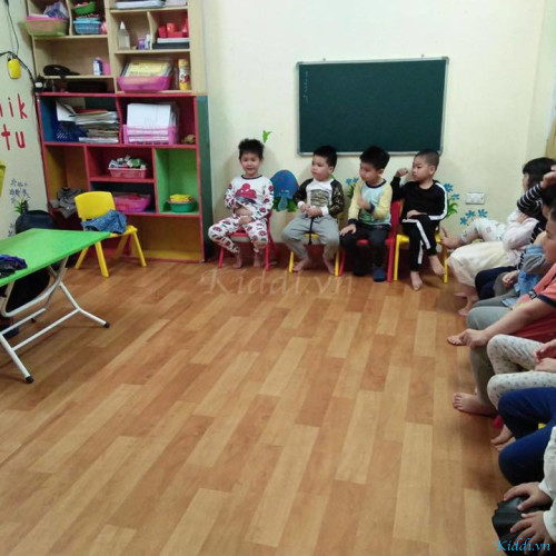 Trường mầm non Ngọc Khánh - Kim Mã