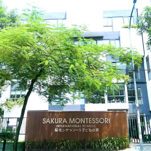 Trường mầm non quốc tế Sakura Montessori (SMIS) - Dịch Vọng