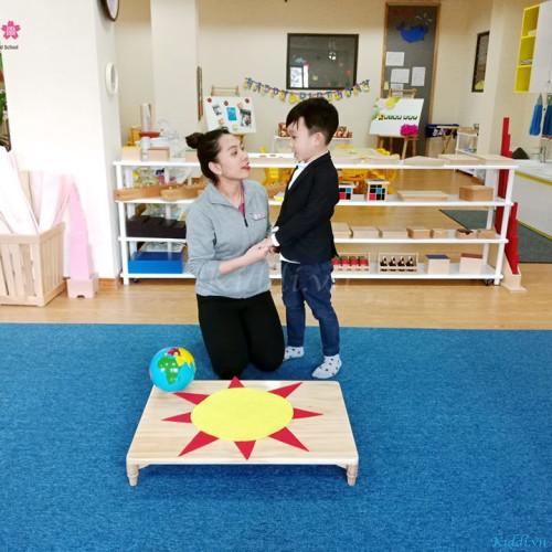 Trường mầm non quốc tế Sakura Montessori (SMIS) - Hạ Long