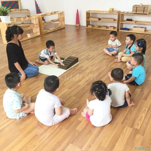 Trường mầm non tư thục Kids Home - Ecopark