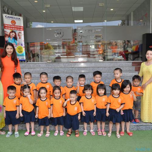 Trường mầm non song ngữ Hoa Trà My - Tạ Quang Bửu