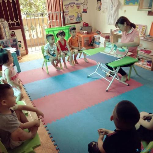 Trường mầm non tư thục Thăng Long - Hoàng Mai