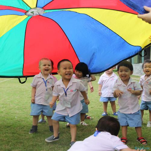 Trường Mầm non Mỹ - My Kinder Lê Văn Lương
