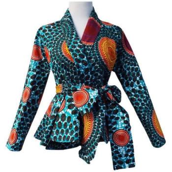 Ankara blouse