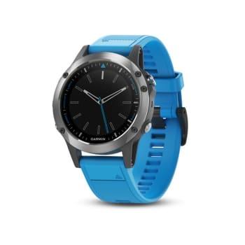Spinnaker Blue Silicone Watch