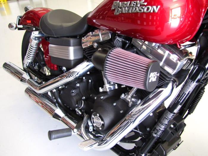 2007 Harley Davidson Flhx Street Glide 96 Ci Performance