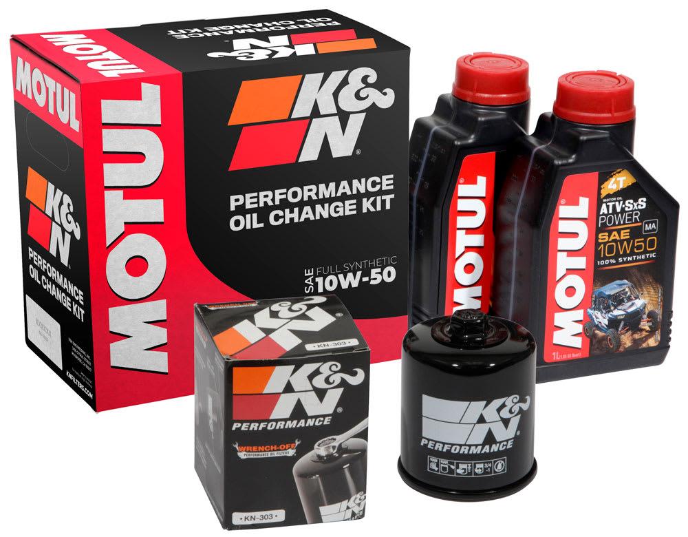 K/&N Oil Filter FOR KAWASAKI EN650 VULCAN S ABS 649 KN-303