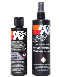 K/&N Replacement Air FilterCM-8011 99-5000 Cleaning Care Service Kit