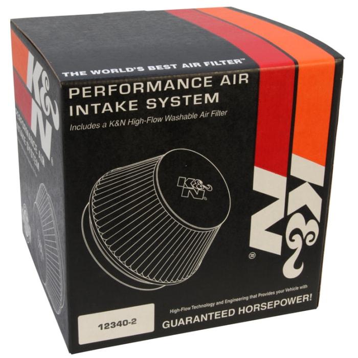 K/&N 57-5001 FIPK Performance Air Intake System K/&N Engineering