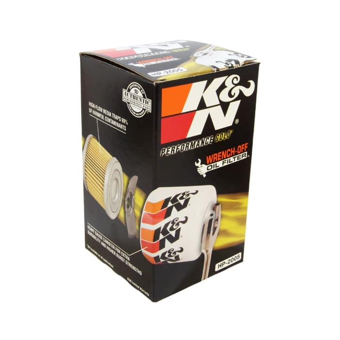 K/&N HP-2005 Oil Filter