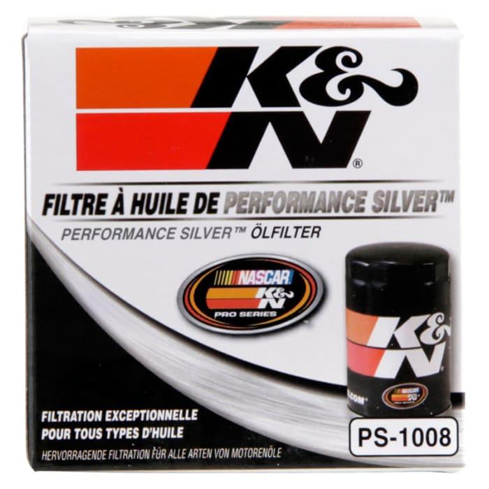PS-1008 K/&N PRO Oil Filter