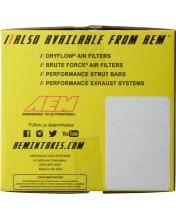 AEM 21-500B Blue Cold Air Intake System
