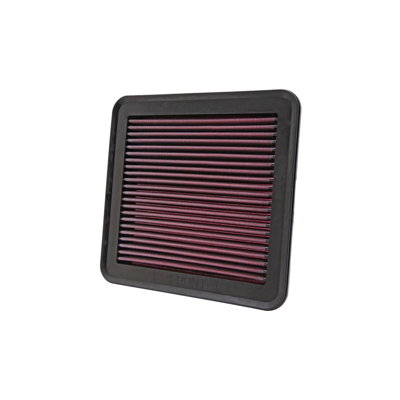 K/&N Filters Luftfilter 33-2951 für MITSUBISHI