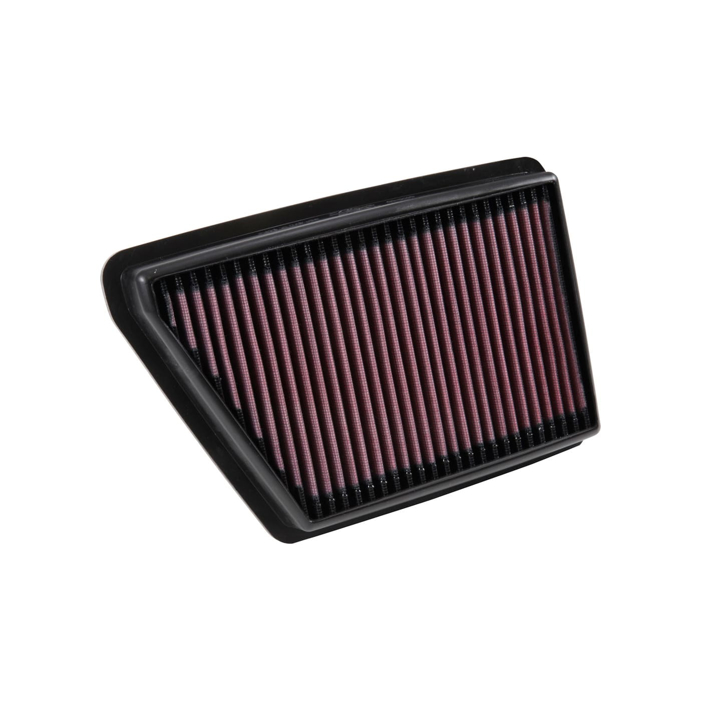 K/&N Replacement Cleanable//Reusable High Flow Air Filter