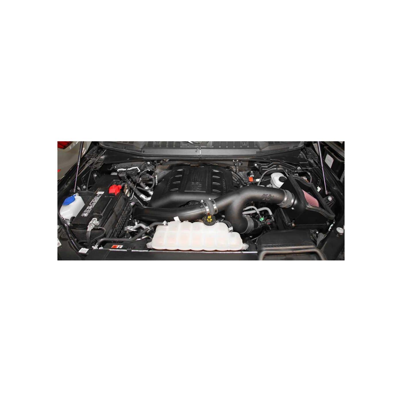 K/&N 57-2592 Performance Air Intake System
