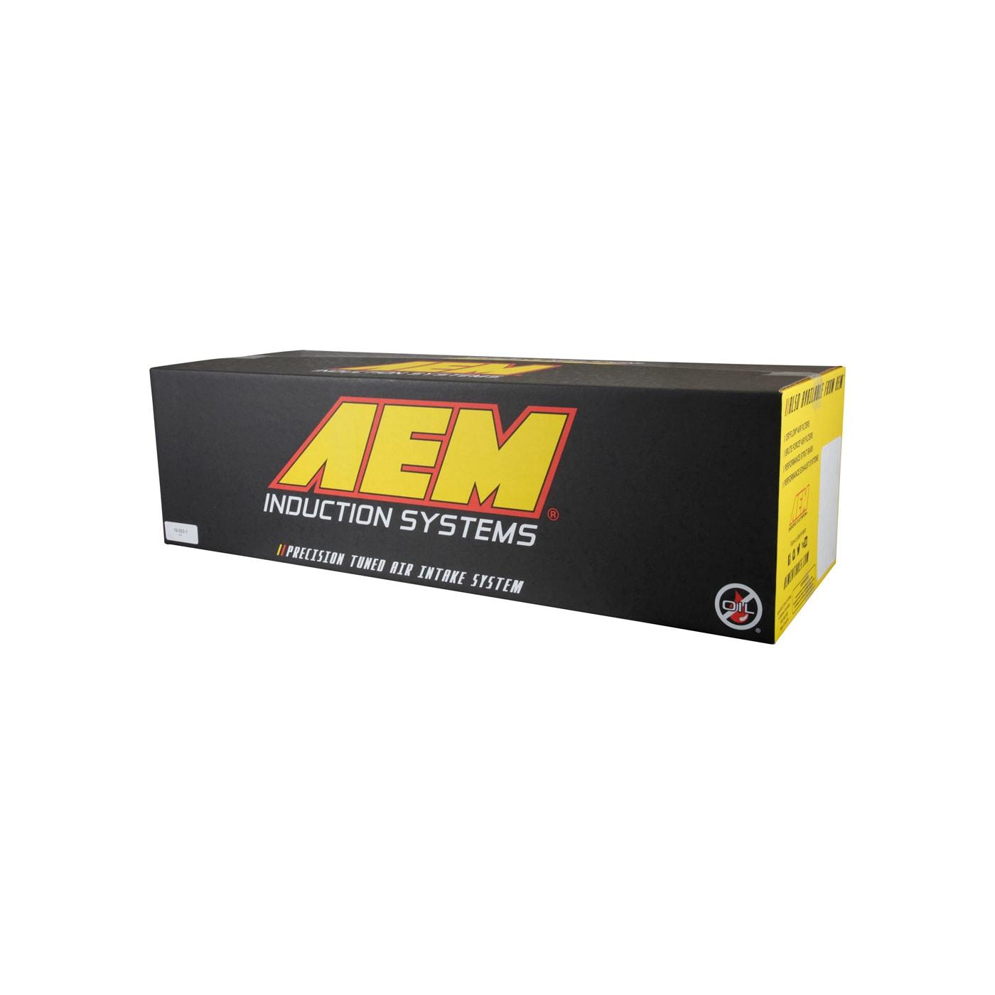 AEM 21-412R Red Cold Air Intake System