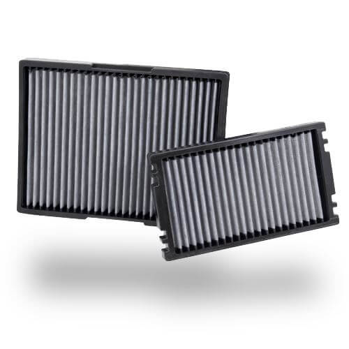 k&n washable reusable cabin air filter