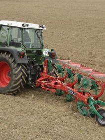 Kverneland 150 B, light to medium soils without stones, high cost saving