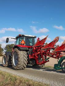 Kv 2500 S frame mounted wheel