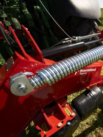 Kverneland 2800 M, Centre mounted disc mower, tractors with 40 hp