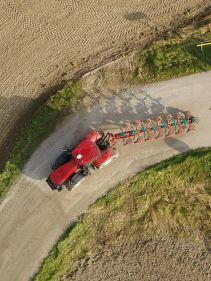 Kverneland Trailer Transport Solution