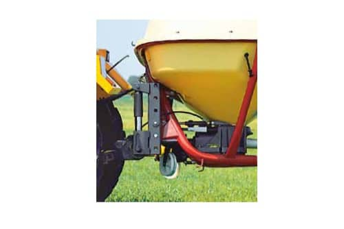 Vicon SuperFlow 604-1654 / Rear Mounted Pendulum Spreaders