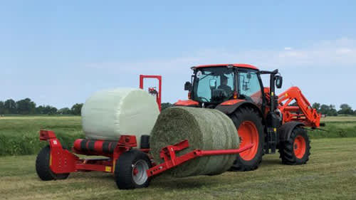 Vicon bale wrappers