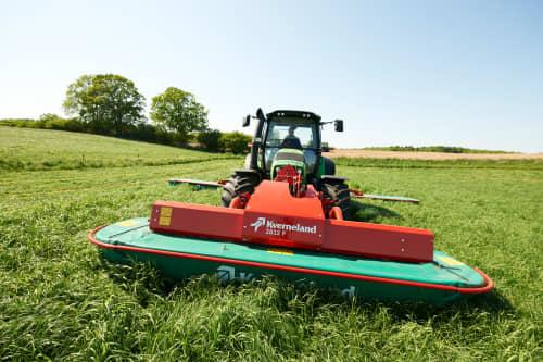 Plain Mowers - Kverneland 5087 M 5095, unmatched mowing performance