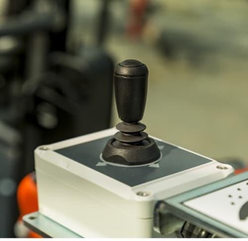 Compact joystick