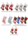 Full range of personalised christmas stockings by Labels4Kids