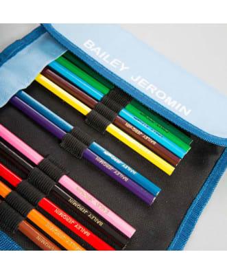 Lápices de Color Personalizados con Estuche