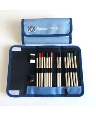 Trousse à crayons personnalisés