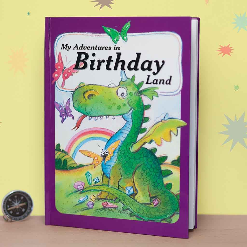 Birthday Land Front Cover