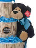 Gund Black Plush Bear