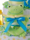 Frog Plush Rattle