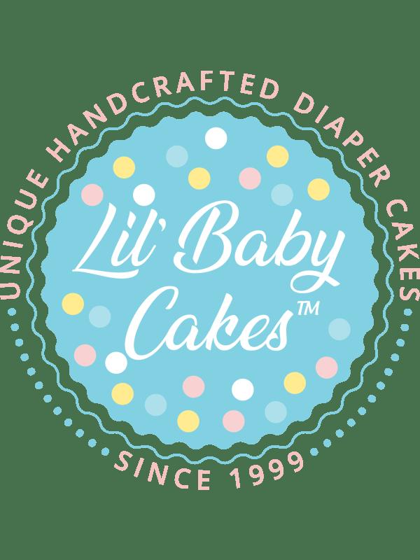 Lil' Noah's Ark Newborn Diaper Cake