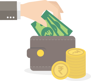 Get cashback earnings