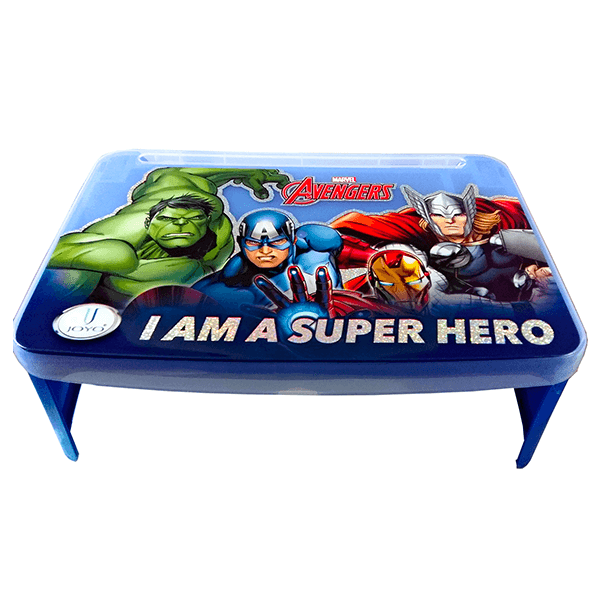 Cartoons Multi-Utility Compact Foldable Desk Study Table, Computer Table, Bed Table