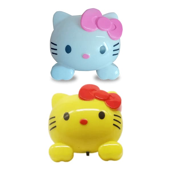 Hello kitty Night Lamp with White LED Light for Kids Room, Children Birthday Gifts, return Gifts