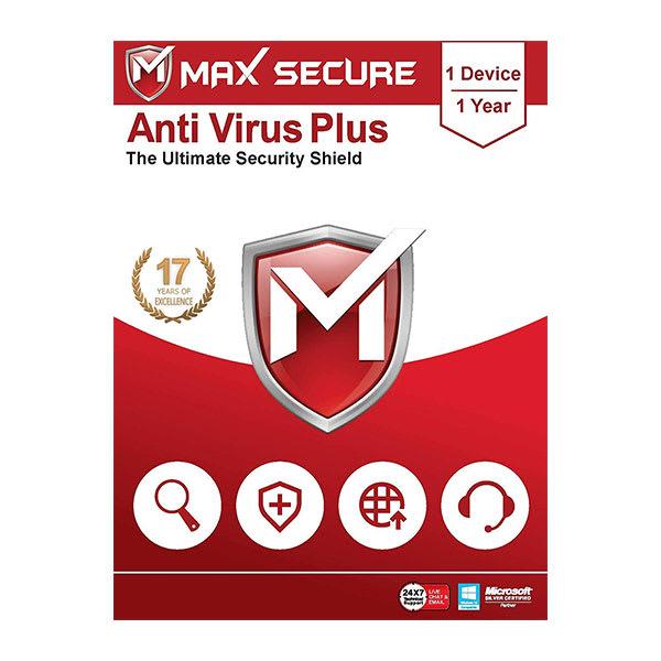 Max secure antivirus plus  slider eekdqg