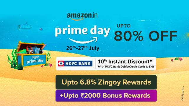 Amazon Prime Day Sale Offers