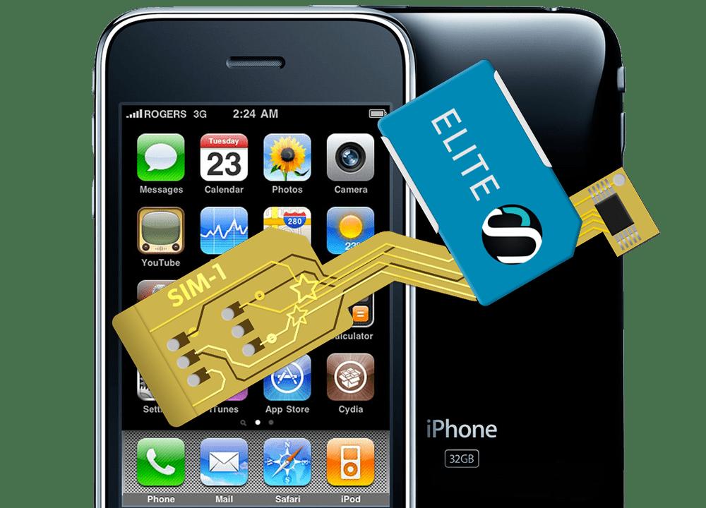 MAGICSIM Elite - iPhone 3G/3GS