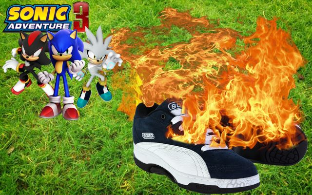Sega Fans Burning Their Soap Shoes After Sonic Adventure 3 Backlash