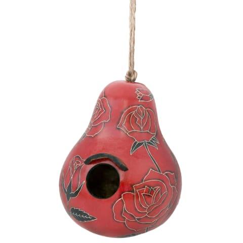 CGH614M Rose Birdhouse